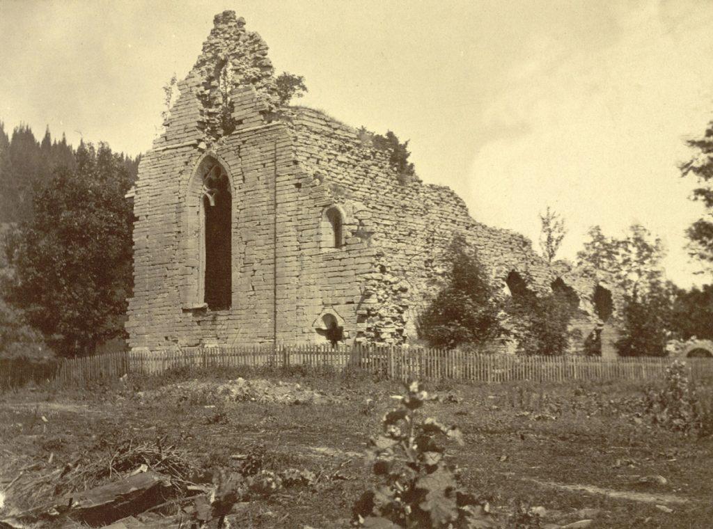 Alvastra Cloister Ruin